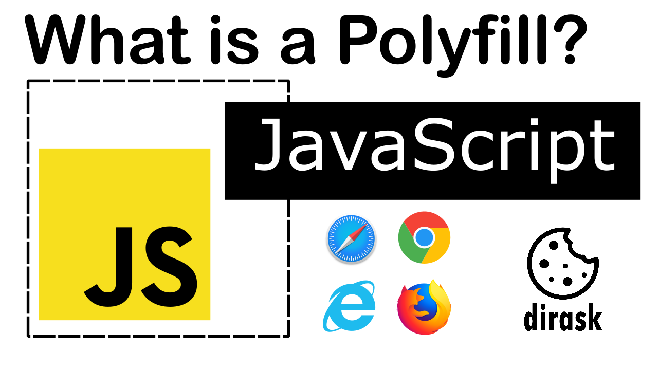 What is Polyfill in JavaScript - Image intro