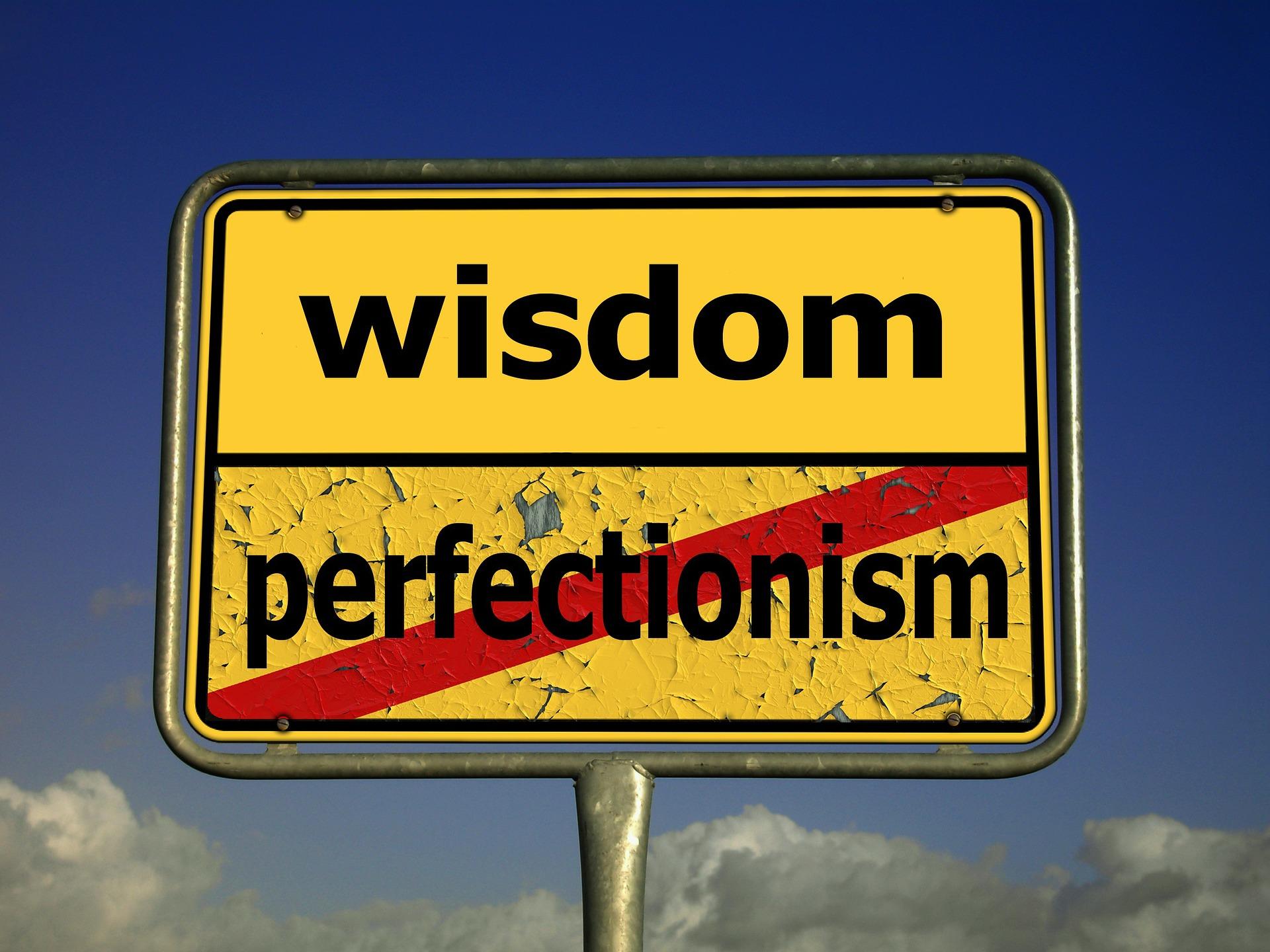 perfekcjonizm vs profesjonalizm