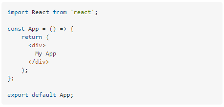 React JSX syntax hilighting on Stack Overflow