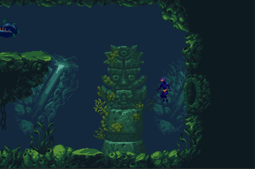 Underwater Diving - amazing html5 game
