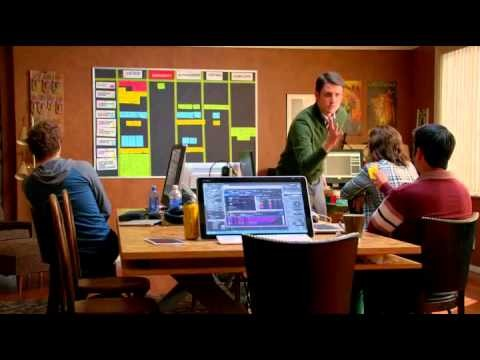 Silicon Valley S01E05 scrum scene - it is so true how it can work on software engineers
