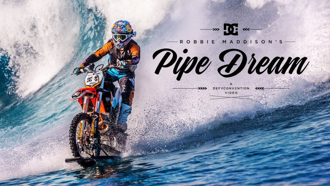 DC SHOES: ROBBIE MADDISON'S \