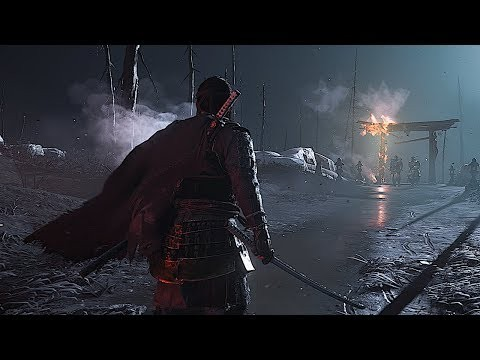 Ghost of Tsushima Gameplay Trailer (2020)
