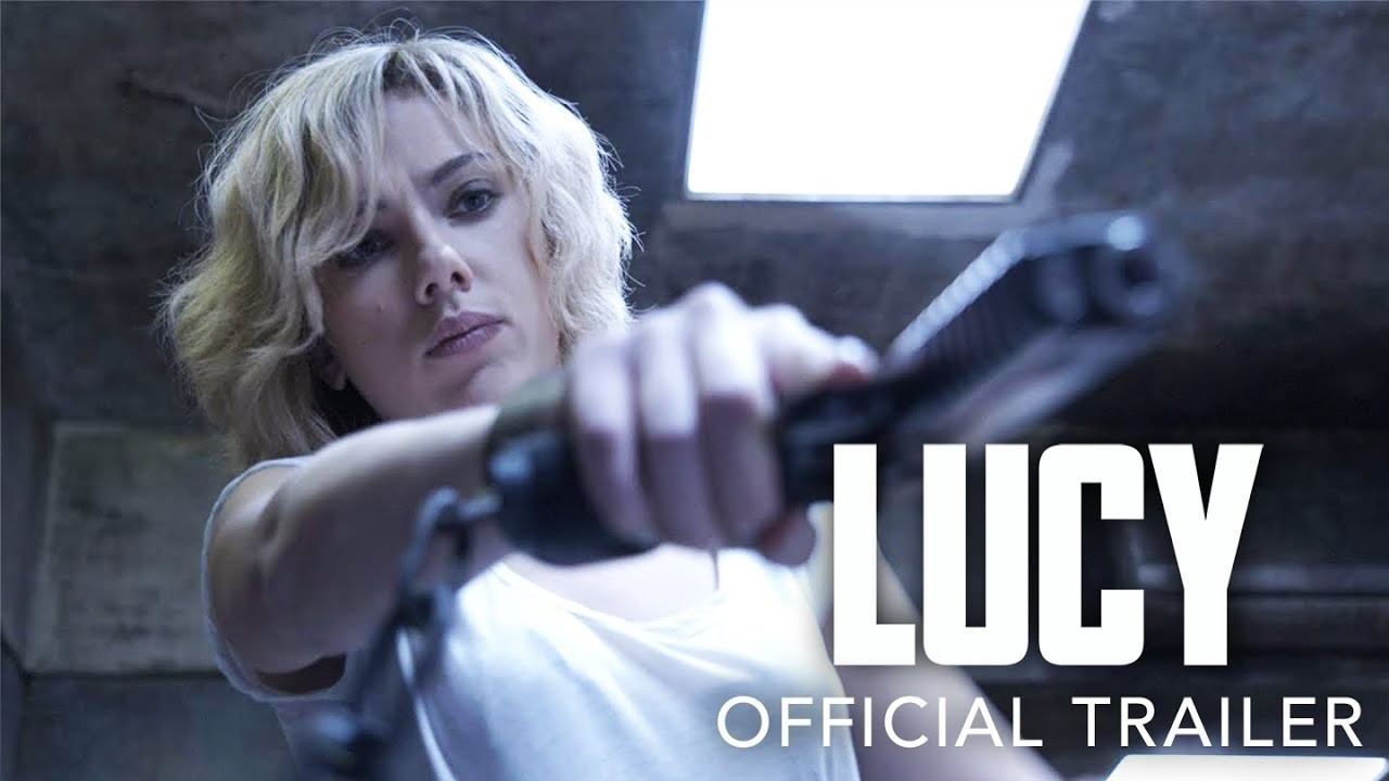 Lucy - Trailer (Official - HD)