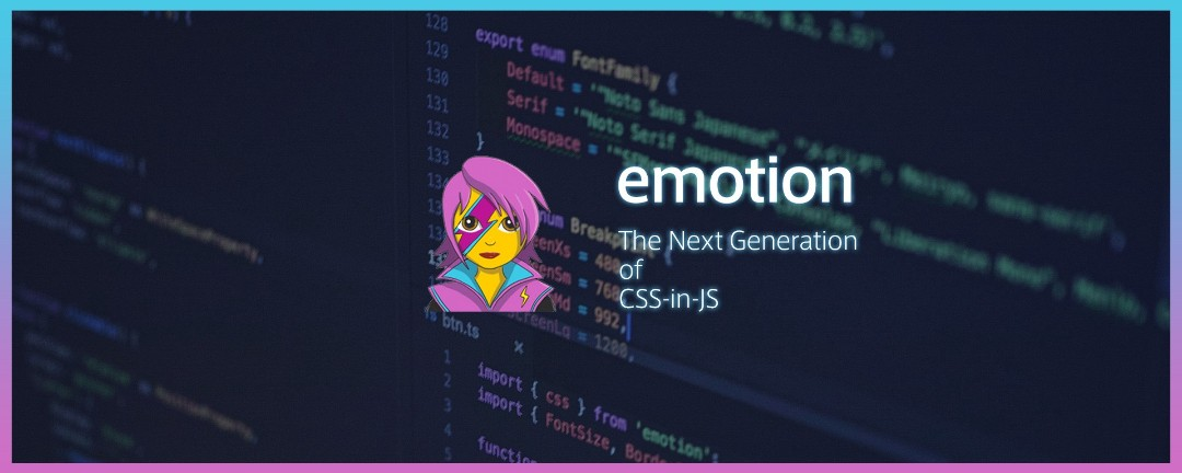 Styles for react components with @emotion/styled