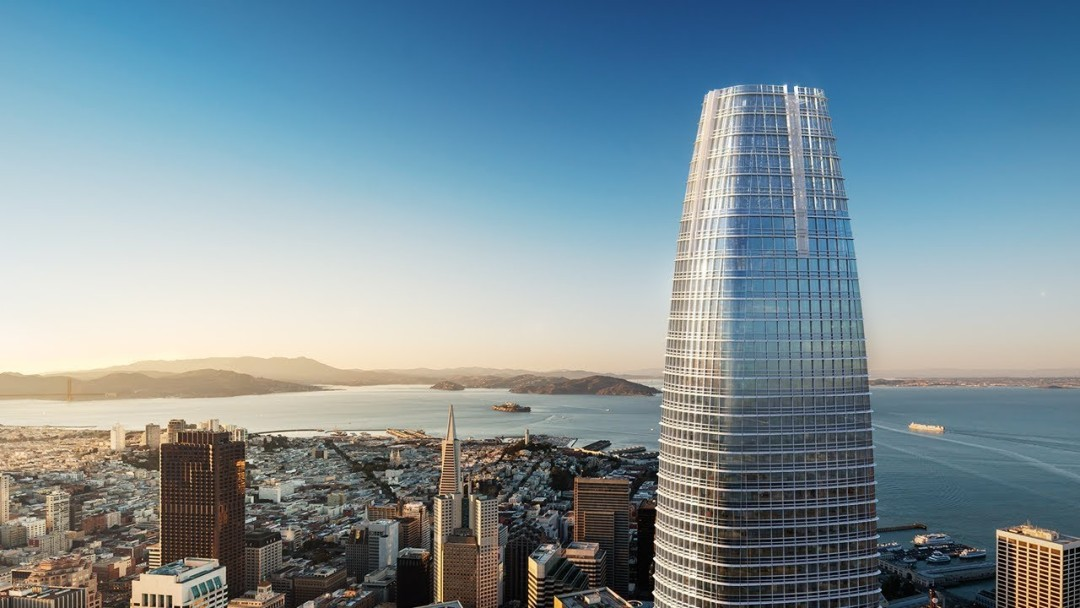 Salesforce Tower: Building San Francisco's Vertical Village