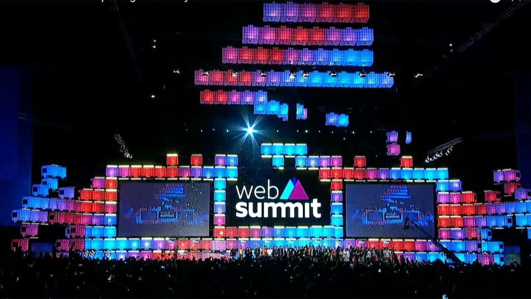 Web Summit 2018: Opening ceremony