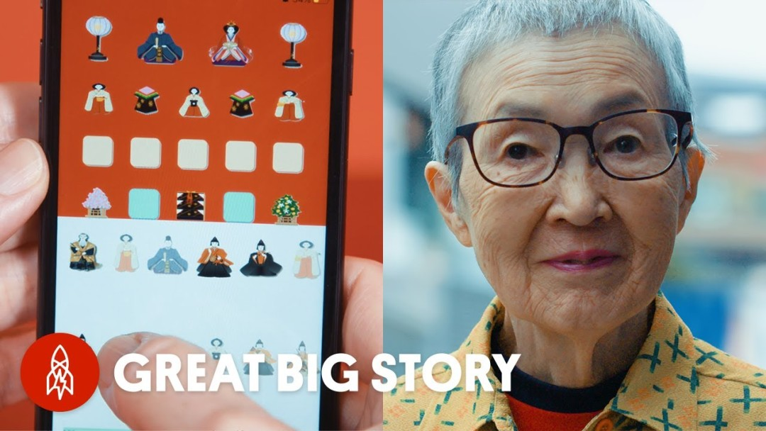 After Learning to Code at 81, She Made a Game for Fellow Seniors