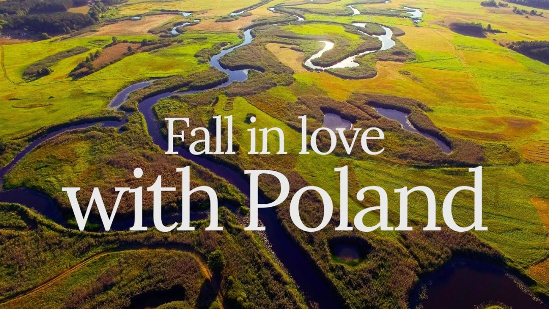 Fall in love with Poland | 4K