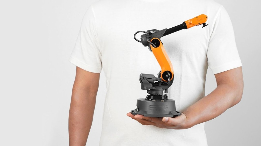Mirobot | open-source, 6-axis Mini-industrial Robot Arm