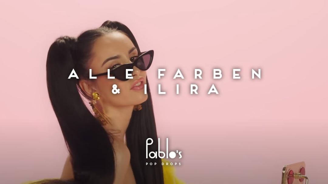 Alle Farben & ILIRA - Fading [Official Audio]